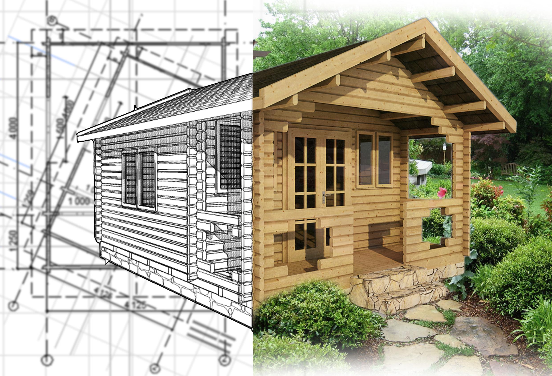tuinhuizen blokhutten Chalux tuinhuis blokhut hout kwaliteit